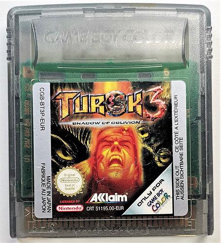 Turok 3: Shadow of Oblivion for Nintendo Game Boy Color