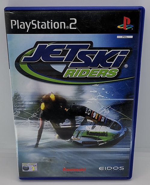Jet Ski Riders for Sony PlayStation 2 PS2