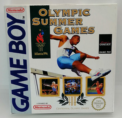 Olympic Summer Games for Nintendo Game Boy