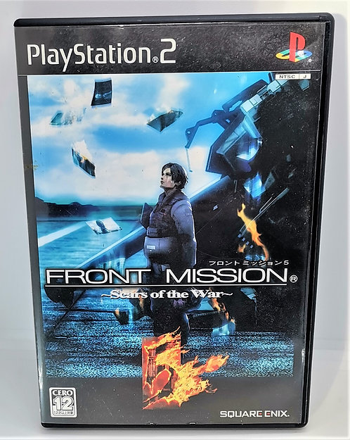 Front Mission 5: Scars of the War for Sony PlayStation 2 PS2