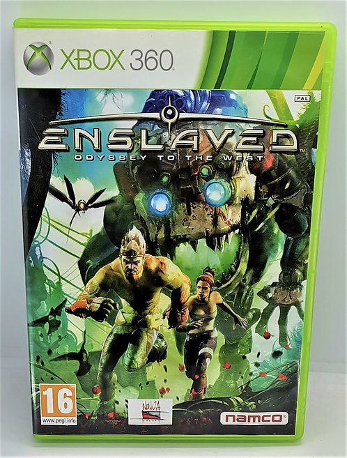 Enslaved: Odyssey to the West for Microsoft Xbox 360