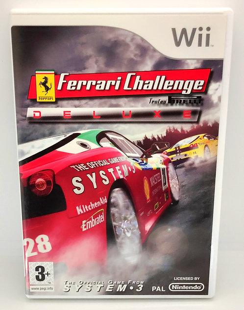 Ferrari Challenge: Trofeo Pirelli - Deluxe for Nintendo Wii