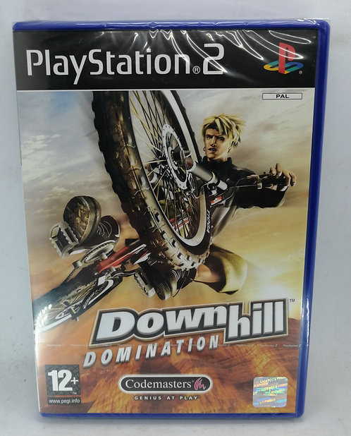 Downhill Domination for Sony PlayStation 2 PS2