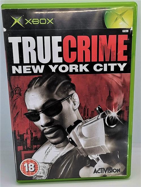 True Crime: New York City for Microsoft Xbox
