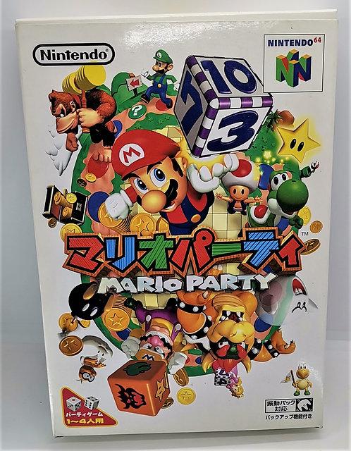 Mario Party for Nintendo N64