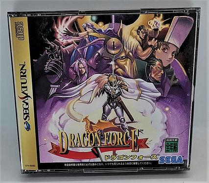 Dragon Force for Sega Saturn