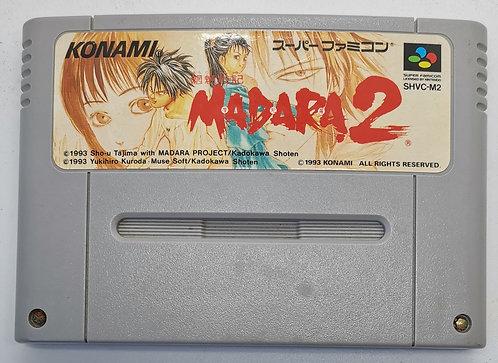 Madara 2 for Nintendo Super Famicom