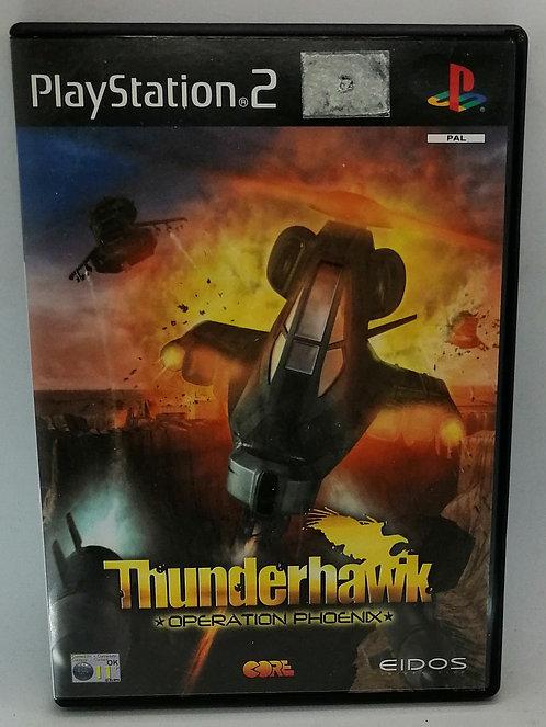 Thunderhawk: Operation Phoenix for Sony PlayStation 2 PS2
