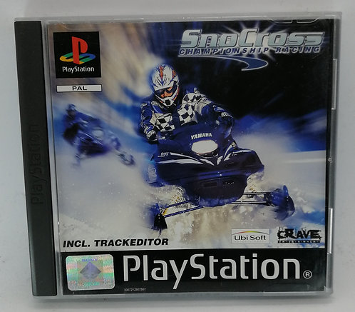 Sno-Cross Championship Racing for Sony PlayStation PS1