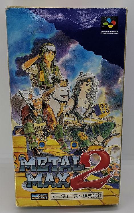 Metal Max 2 for Nintendo Super Famicom