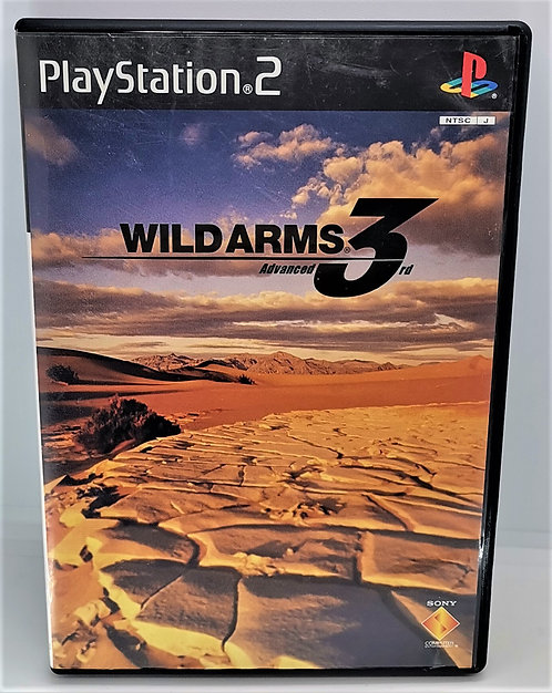 Wild Arms 3 for Sony PlayStation 2 PS2