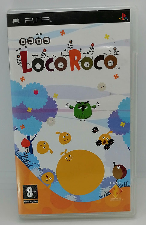 LocoRoco for Sony PlayStation Portable PSP