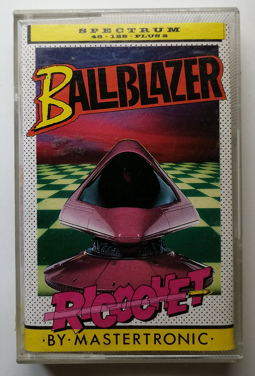Ballblazer for Sinclair Spectrum 48K
