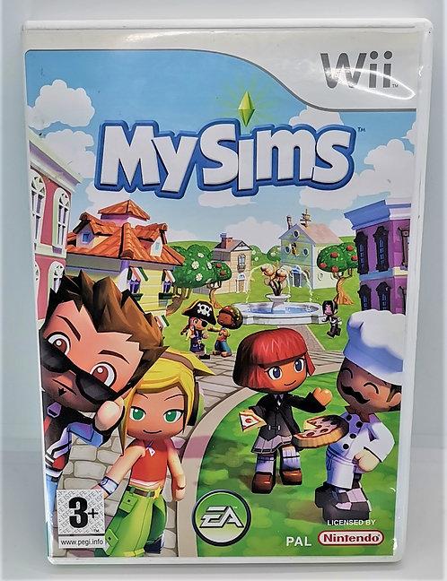 MySims for Nintendo Wii