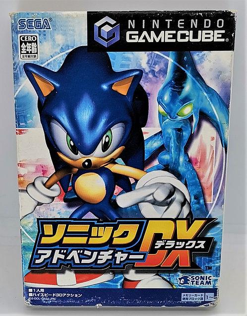 Sonic Adventure DX for Nintendo GameCube