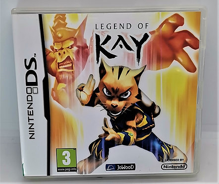 Legend of Kay for Nintendo DS