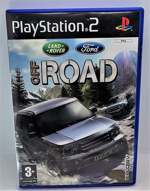 Ford Racing Off Road for Sony PlayStation 2 PS2