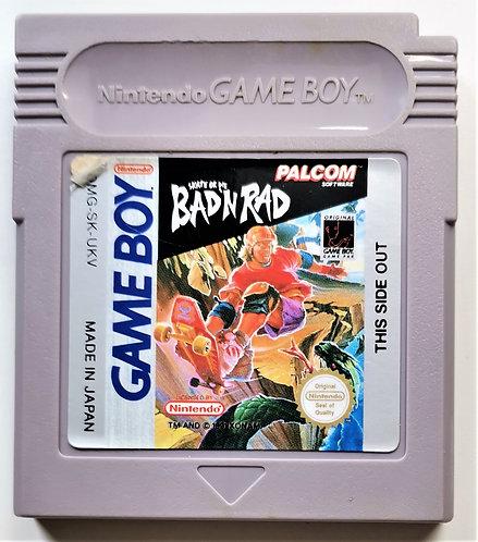 Skate or Die: Bad 'N Rad for Nintendo Game Boy