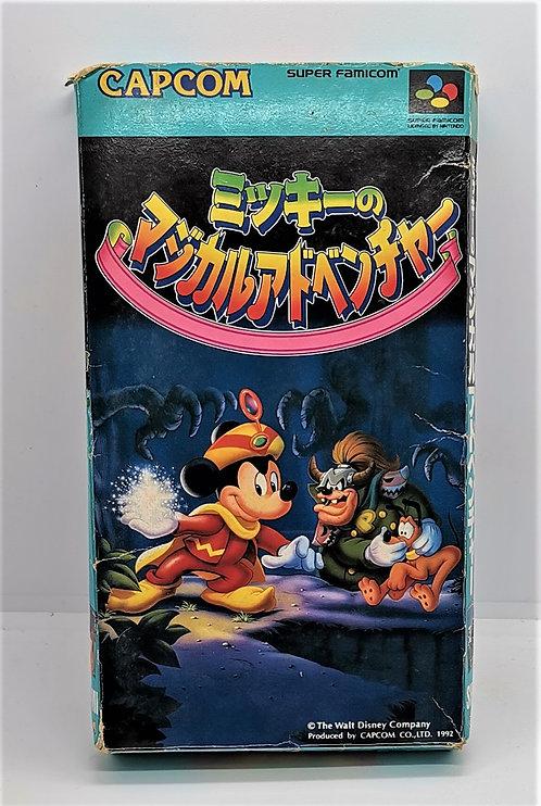 Mickey's Magical Adventure for Nintendo Super Famicom