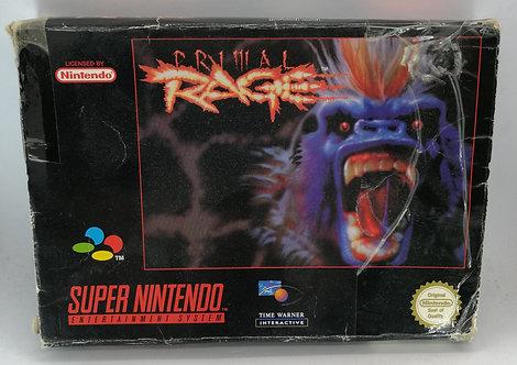 Primal Rage for Super Nintendo SNES