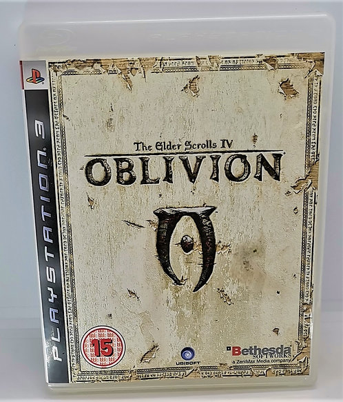 The Elder Scrolls IV: Oblivion for Sony PlayStation 3 PS3