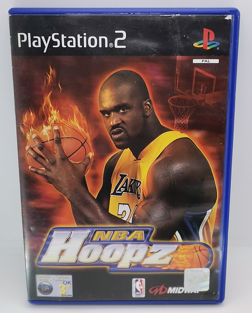 NBA Hoopz for Sony PlayStation 2 PS2