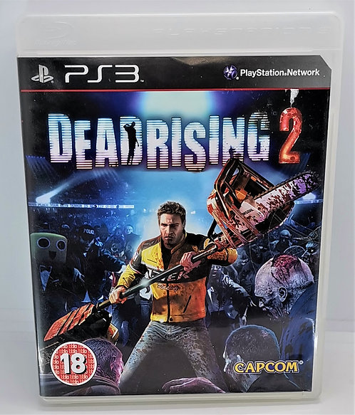 Dead Rising 2 for Sony PlayStation 3 PS3