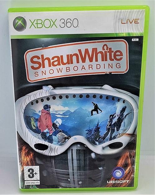 Shaun White Snowboarding for Microsoft Xbox 360