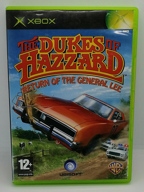 The Dukes of Hazzard: Return of the General Lee for Microsoft Xbox