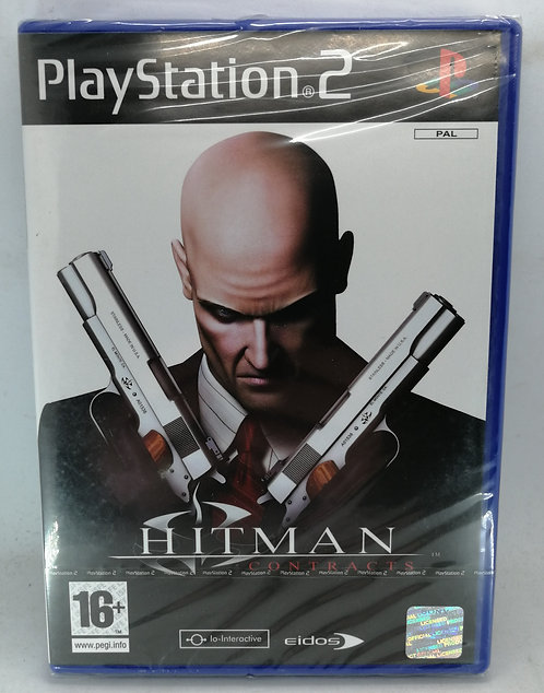 Hitman: Contracts for Sony PlayStation 2 PS2