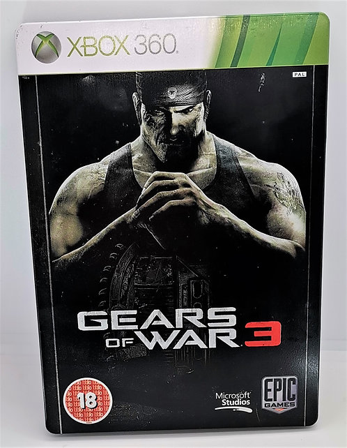 Gears of War 3 for Microsoft Xbox 360