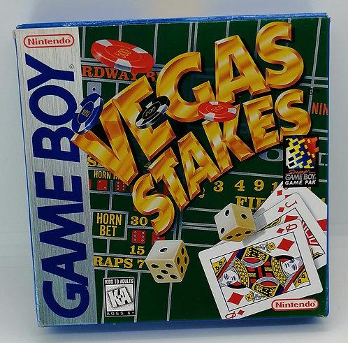 Vegas Stakes for Nintendo Game Boy