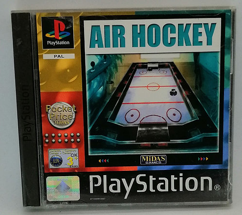 Air Hockey for Sony PlayStation PS1