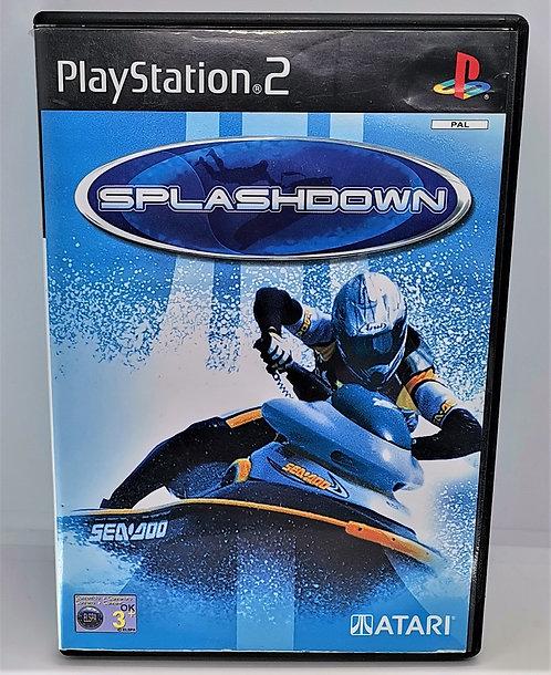Splashdown for Sony PlayStation 2 PS2