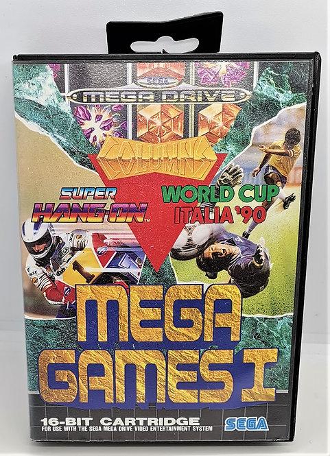 Mega Games 1 for Sega Mega Drive