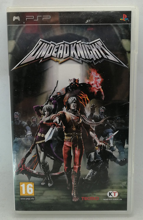 Undead Knights for Sony PlayStation Portable PSP
