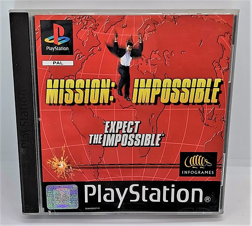 Mission: Impossible for Sony PlayStation PS1