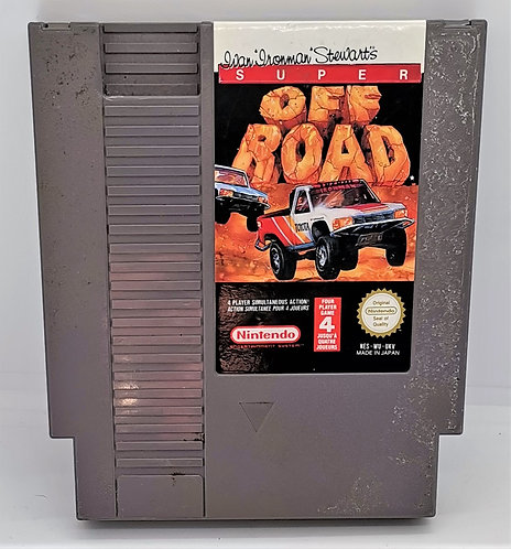 Super Off Road for Nintendo NES