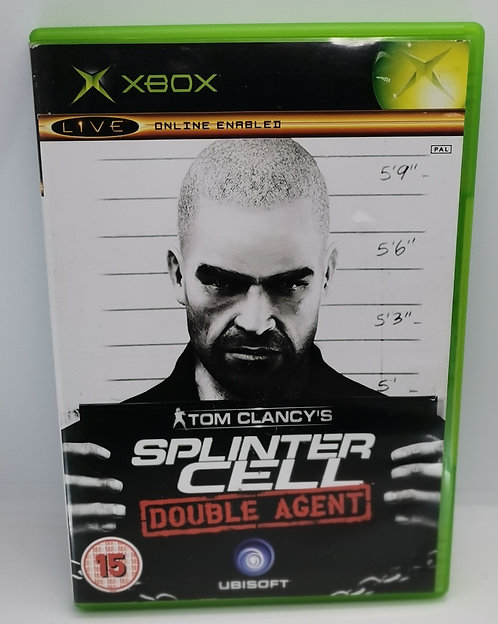 Tom Clancy's Splinter Cell: Double Agent for Microsoft Xbox