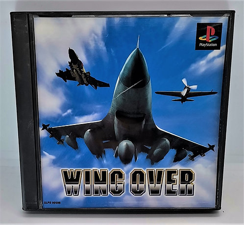 Wing Over for Sony PlayStation PS1