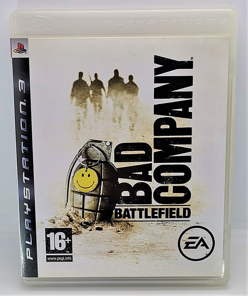 Battlefield: Bad Company for Sony PlayStation 3 PS3