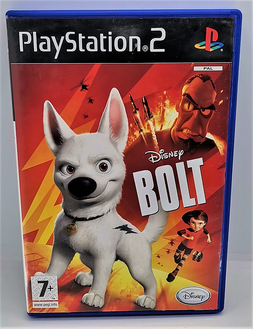 Bolt for Sony PlayStation 2 PS2