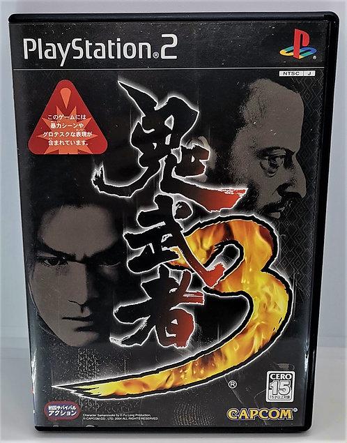 Onimusha 3 for Sony PlayStation 2 PS2