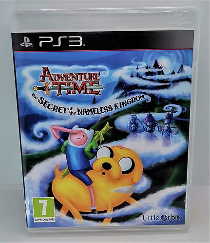 Adventure Time: The Secret of the Nameless Kingdom for Sony PlayStation 3 PS3