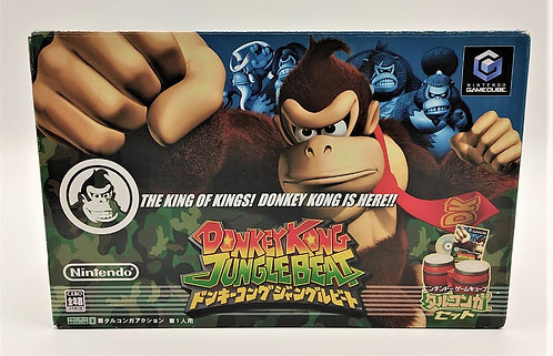 Donkey Kong: Jungle Beat for Nintendo GameCube