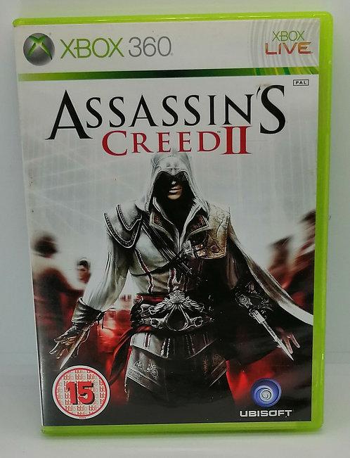 Assassin's Creed II (2) for Microsoft Xbox 360