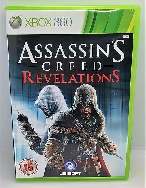 Assassin's Creed: Revelations for Microsoft Xbox 360