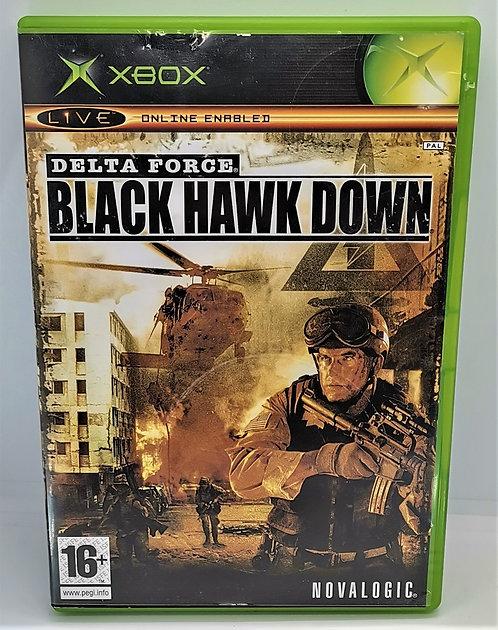 Delta Force: Black Hawk Down for Microsoft Xbox