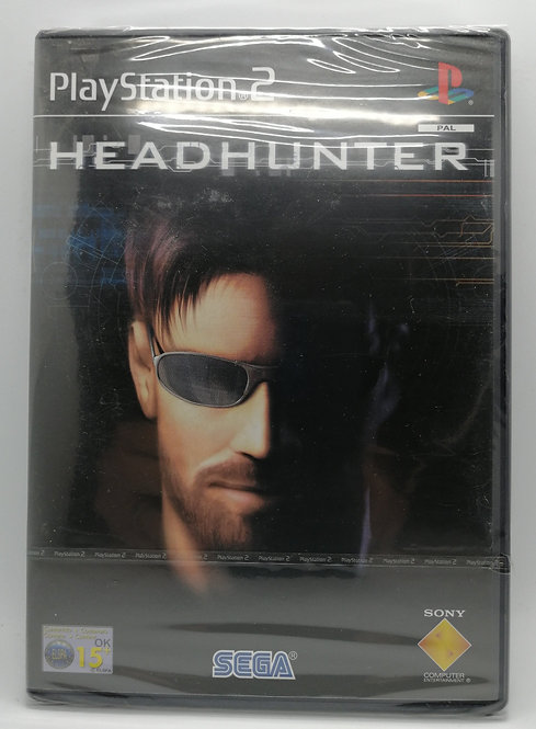 Headhunter for Sony PlayStation 2 PS2
