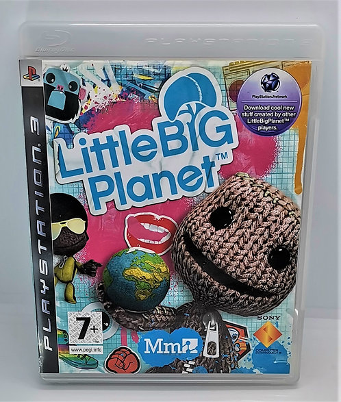 LittleBigPlanet for Sony PlayStation 3 PS3